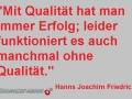Qualitaet-Erfolg