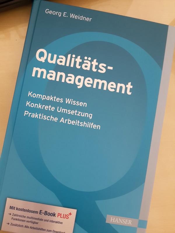 Buch-Qualitätsmanagement