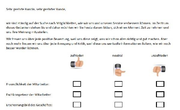 vorlage kundenbefragung blog der l sungsfabrik