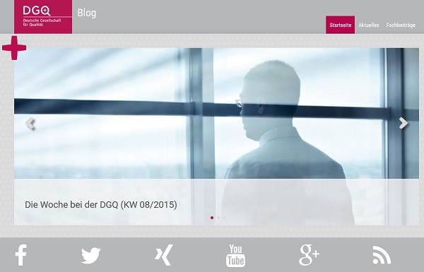 DGQ-Blog