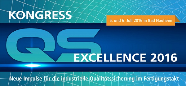 QS Excellence Kongress Logo