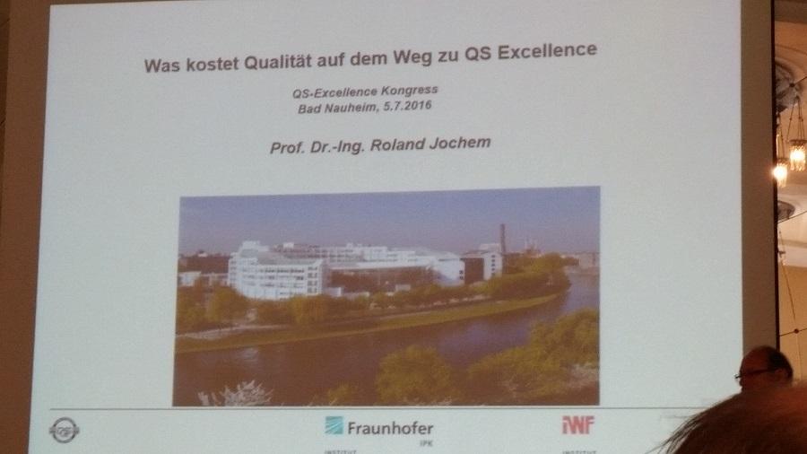 QS-Excellence-Kosten