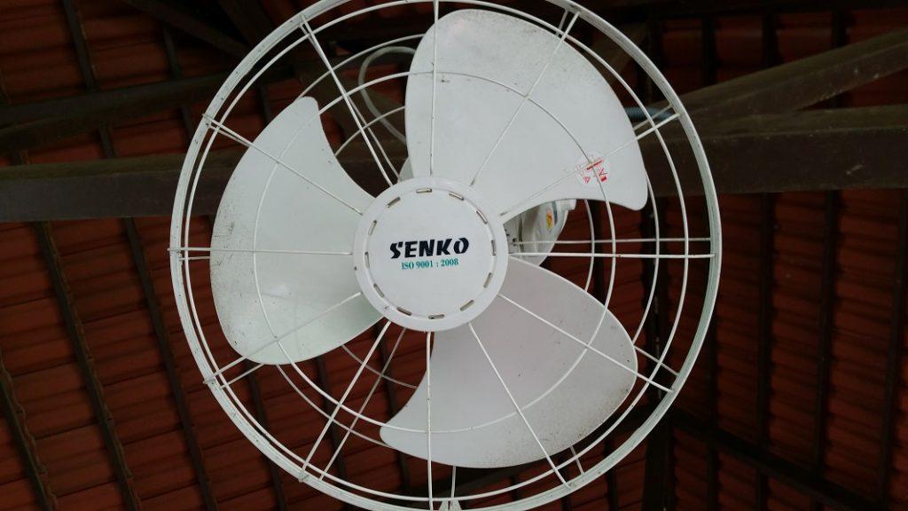 Der zweite Ventilator mit ISO 9001? Natürlich nicht und daher auch ein no go.