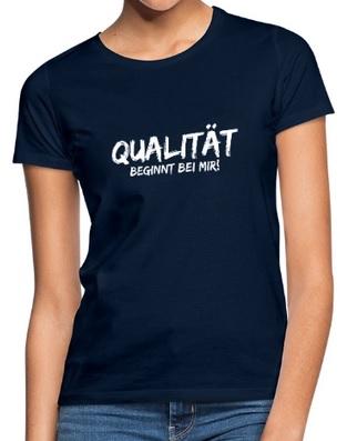 QM / ISO 9001 Merchandise Shop
